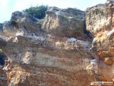 Río Salado-Salinas Imón-El Atance;turismo sierra de madrid monasterio de paular fotos de paisajes